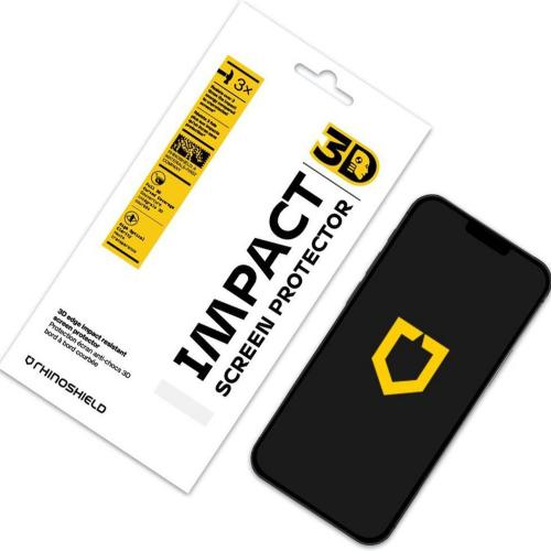 3D Impact Screenprotector voor de iPhone 12 Mini