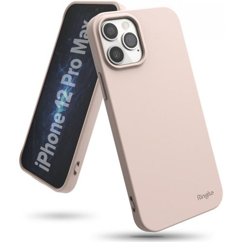 Air S Backcover voor de iPhone 12 Pro Max - Pink Sand