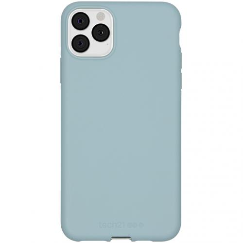 Antimicrobial Backcover voor de iPhone 11 Pro Max - Pewter