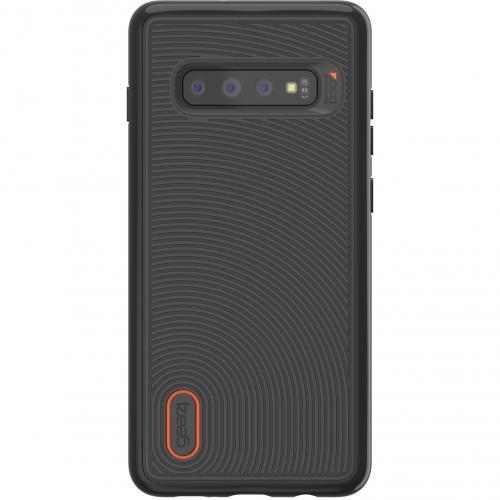 Battersea Backcover voor de Samsung Galaxy S10 Plus - Zwart