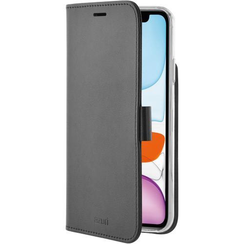 Book-style Wallet Case voor de iPhone 11 - Zwart
