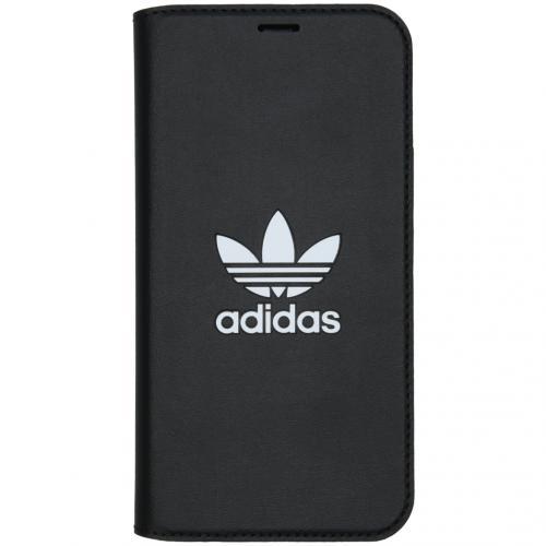 Book-style Wallet Case voor de iPhone 12 (Pro) - Zwart