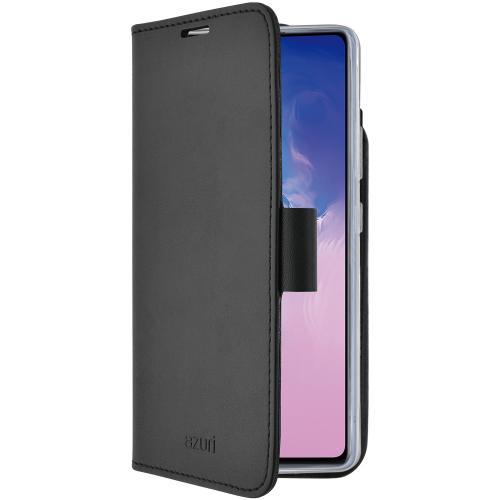 Book-style Wallet Case voor de Samsung Galaxy S10 Lite - Zwart