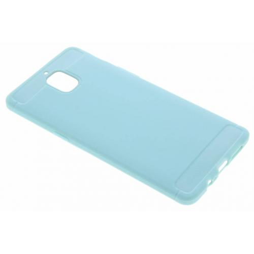 Brushed Backcover voor OnePlus 3 / 3T - Turquoise