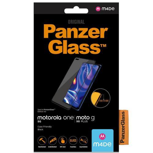Case Friendly Screenprotector voor de Motorola Moto G 5G Plus