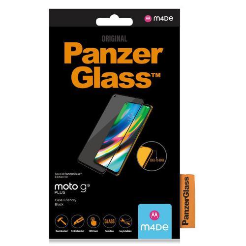 Case Friendly Screenprotector voor de Motorola Moto G9 Plus