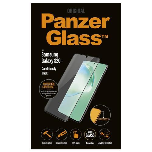 Case Friendly Screenprotector voor de Samsung Galaxy S20 Plus