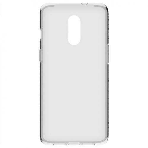 Clear Backcover voor de OnePlus 7 - Transparant