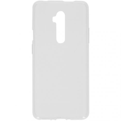 Clear Backcover voor de OnePlus 7T Pro - Transparant