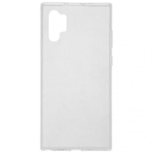 Clear Backcover voor de Samsung Galaxy Note 10 Plus - Transparant