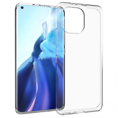 Clear Backcover voor de Xiaomi Mi 11 - Transparant