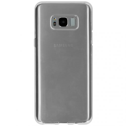 Clear Backcover voor Samsung Galaxy S8 Plus - Transparant