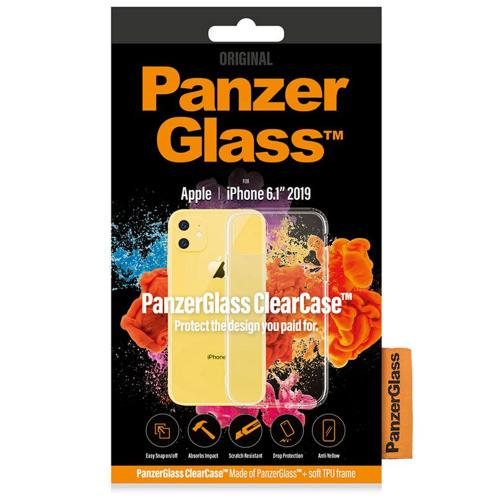 ClearCase voor de iPhone 11 - Transparant
