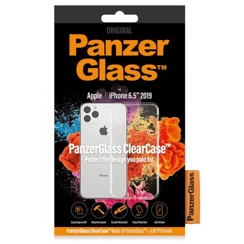 ClearCase voor iPhone 11 Pro Max - Transparant