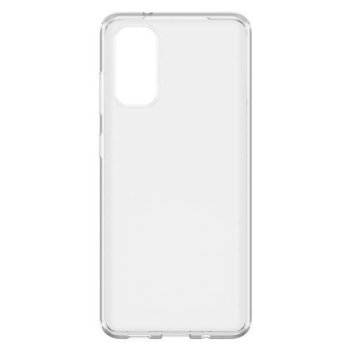 Clearly Protected Skin Backcover voor de Samsung Galaxy S20 - Transparant