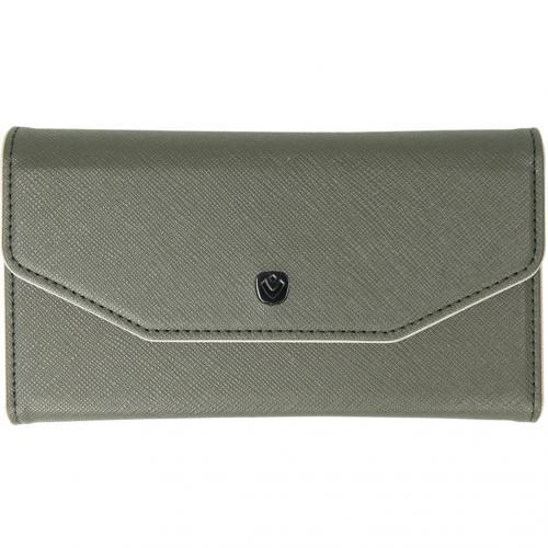Clutch Fashion voor de iPhone 11 Pro Max - Groen