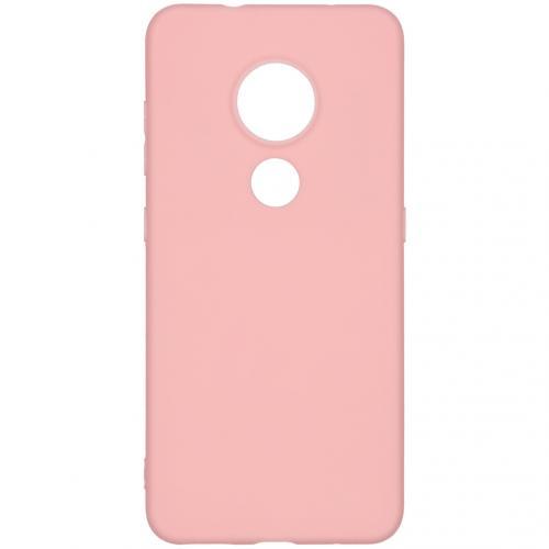 Color Backcover Nokia 6.2 / Nokia 7.2 - Roze