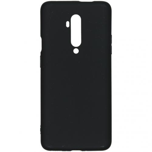 Color Backcover OnePlus 7T Pro - Zwart
