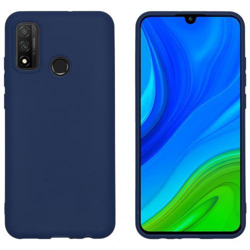 Color Backcover voor de Huawei P Smart (2020) - Donkerblauw