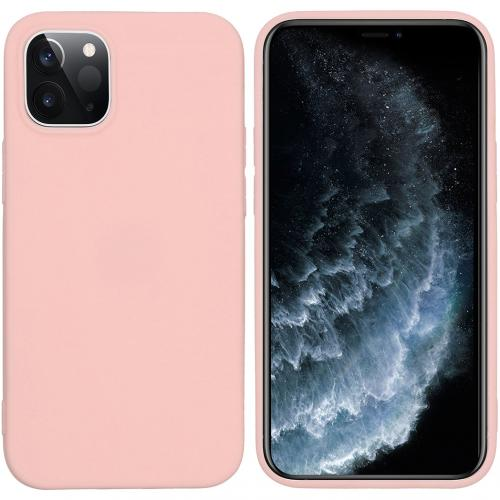 Color Backcover voor de iPhone 12 5.4 inch - Roze