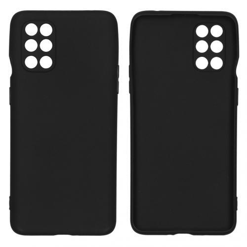 Color Backcover voor de OnePlus 8T - Zwart