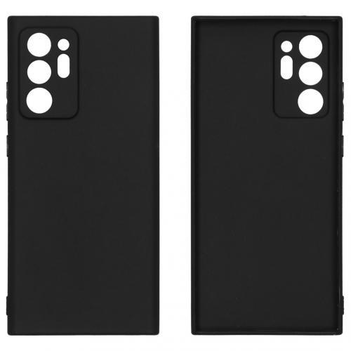 Color Backcover voor de Samsung Galaxy Note 20 Ultra - Zwart