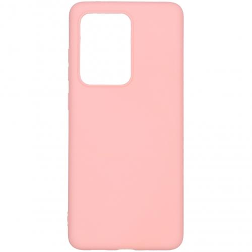 Color Backcover voor de Samsung Galaxy S20 Ultra - Roze