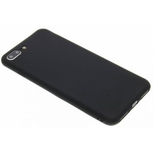 Color Backcover voor iPhone 8 Plus / 7 Plus - Zwart