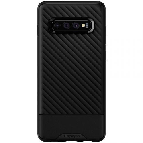 Core Armor Backcover voor Samsung Galaxy S10 Plus - Zwart