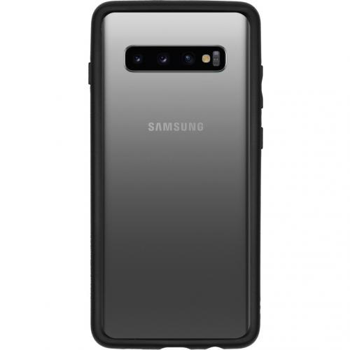 CrashGuard Bumper voor de Samsung Galaxy S10 Plus - Zwart