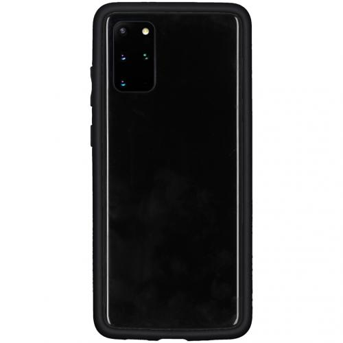 CrashGuard Bumper voor de Samsung Galaxy S20 Plus - Zwart