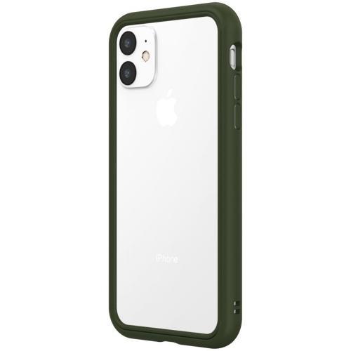 CrashGuard NX Bumper voor de iPhone 11 - Groen