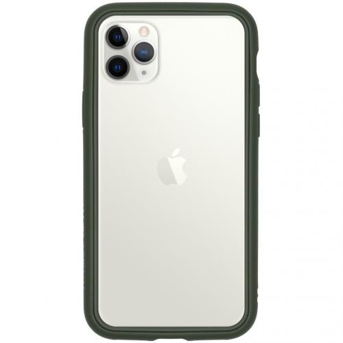 CrashGuard NX Bumper voor de iPhone 11 Pro - Groen