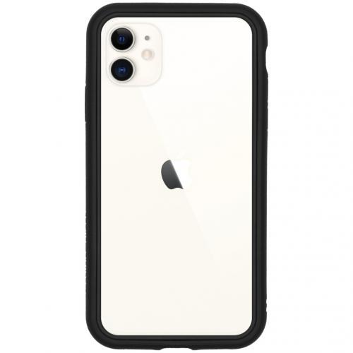 CrashGuard NX Bumper voor de iPhone 11 - Zwart