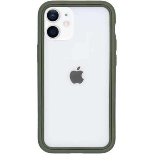 CrashGuard NX Bumper voor de iPhone 12 Mini - Camo Green