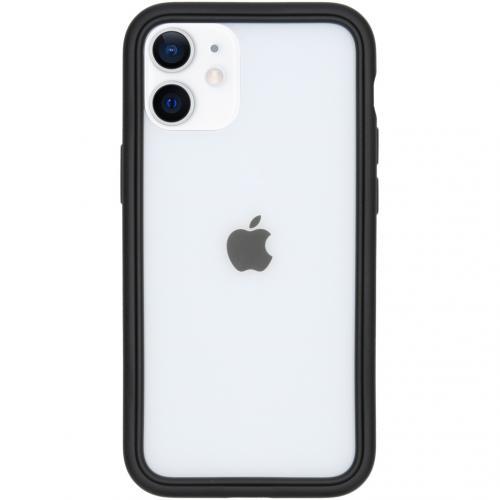 CrashGuard NX Bumper voor de iPhone 12 Mini - Zwart
