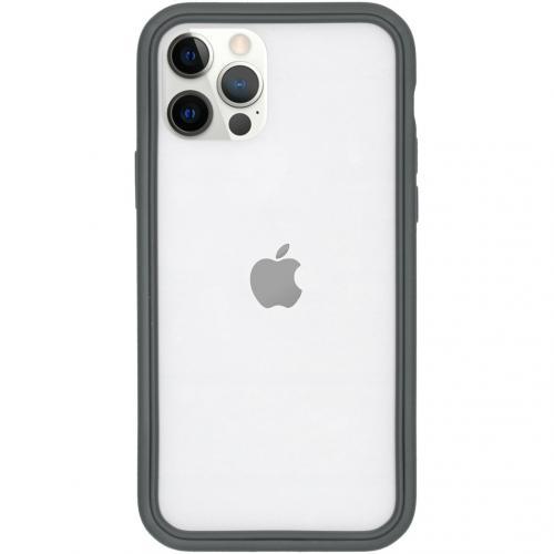 CrashGuard NX Bumper voor de iPhone 12 (Pro) - Graphite