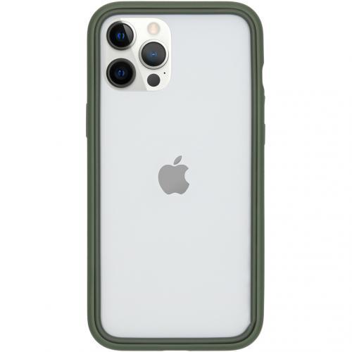 CrashGuard NX Bumper voor de iPhone 12 Pro Max - Camo Green