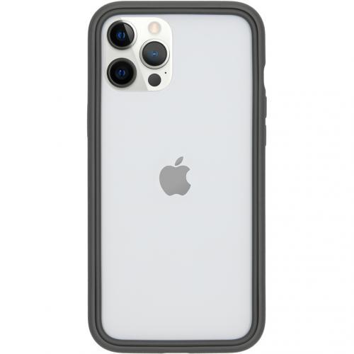 CrashGuard NX Bumper voor de iPhone 12 Pro Max - Graphite