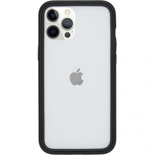 CrashGuard NX Bumper voor de iPhone 12 Pro Max - Zwart