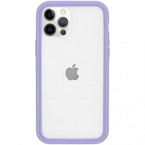 CrashGuard NX Bumper voor de iPhone 12 (Pro) - Paars