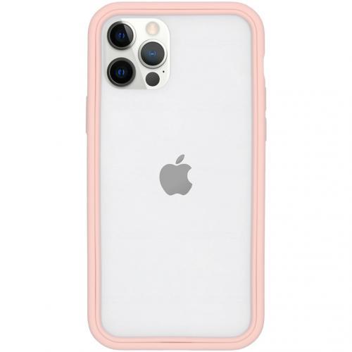 CrashGuard NX Bumper voor de iPhone 12 (Pro) - Roze