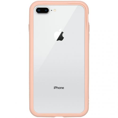 CrashGuard NX Bumper voor de iPhone 8 Plus / 7 Plus - Blush Pink