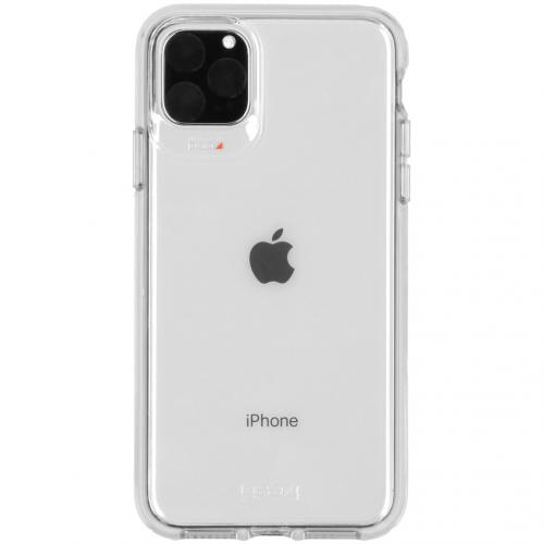Crystal Palace Backcover voor de iPhone 11 Pro Max - Transparant