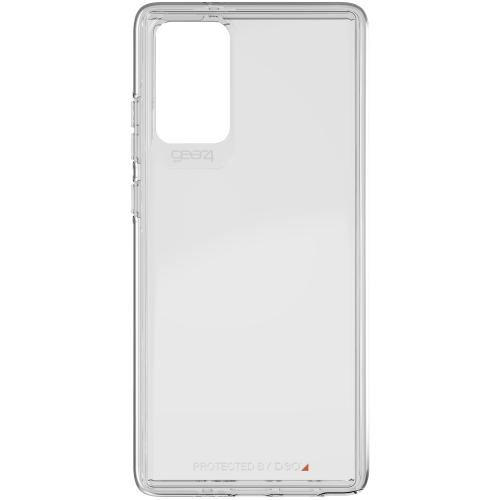 Crystal Palace Backcover voor de Samsung Galaxy Note 20 - Transparant