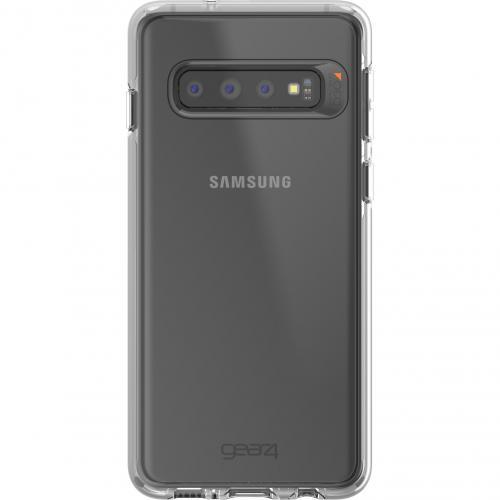 Crystal Palace Backcover voor de Samsung Galaxy S10 - Transparant
