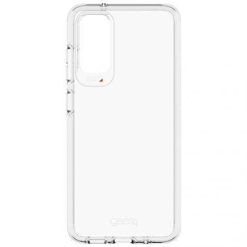 Crystal Palace Backcover voor de Samsung Galaxy S20 - Transparant