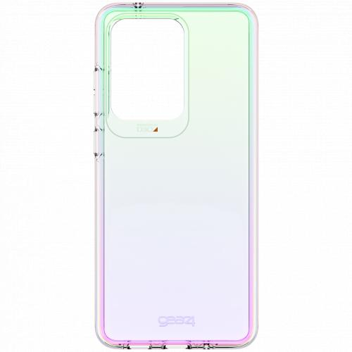 Crystal Palace Backcover voor de Samsung Galaxy S20 Ultra - Iridescent