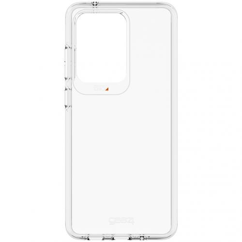 Crystal Palace Backcover voor de Samsung Galaxy S20 Ultra - Transparant