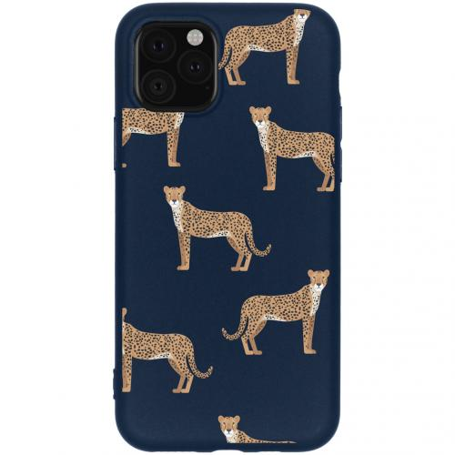 Design Backcover voor de iPhone 11 Pro - Cheetah